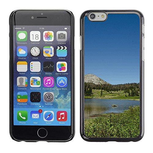 """Premio Sottile Slim Cassa Custodia Case Cover Shell // F00029538 green landscape // Apple iPhone 6 6S 6G PLUS 5.5"""""""