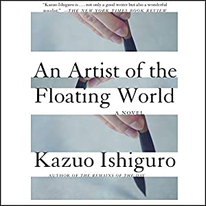 An Artist of the Floating World Hörbuch