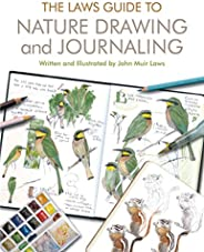 The Laws Guide to Nature Drawing and Journaling (English Edition)