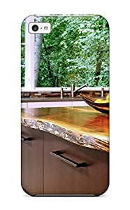 High Quality Going Green In Kitchen Furnishings Case For Iphone 5c / Perfect Case