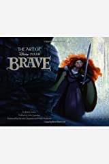 The Art of Brave Hardcover