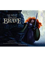 Lerew, J: Art of the Brave (Disney: Pixar)