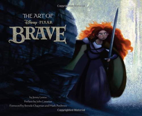 Art Of Brave Disney Pixar Amazonde Jenny Lerew Fremdsprachige