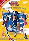 LazyTown: Activity Sticker Pad (Flipover Activity Pads)