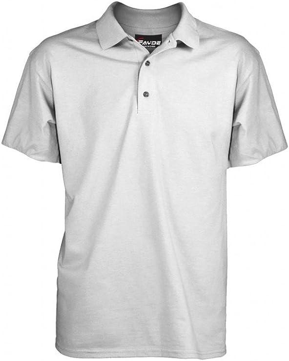 Fayde Golf fría hielo blanco camisa de Polo, Golf Polo de golf ...