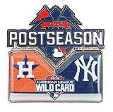 2015 American League Wild Card Game Pin - Astros vs. Yankees