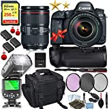Canon EOS 6D Mark II DSLR Camera with 24-105mm f/4L II Lens Kit +...