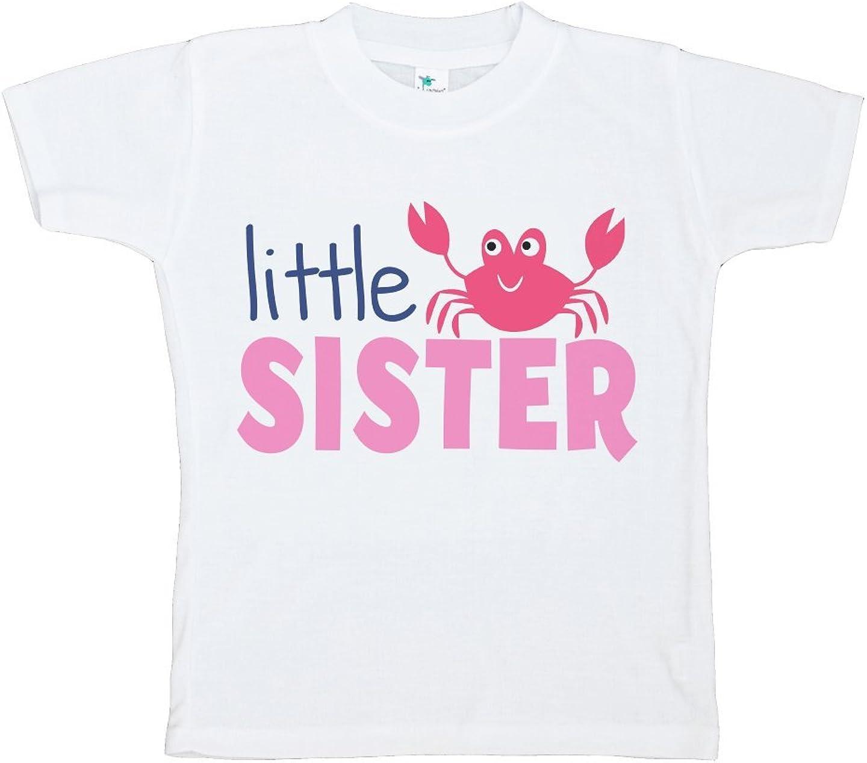 Custom Party Shop Babys Little Sister Summer T-Shirt