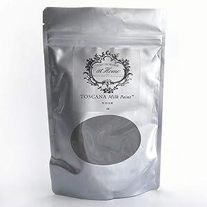 Amy Howard Toscana Milk Paint – Noir - 12 Ounces - Antique Paint for Wood – Powder Milk Paint – Premium Finish – Furniture Paint