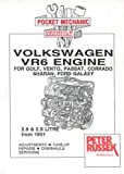 VW VR6 Engines, 2.8 and 2.9 Litre: For VW Golf III, Vento, Passat, Corrado, Sharan, Transporter T4 from 1996 and Ford Galaxy (Engine Manual) by Peter Russek (1997-12-04)