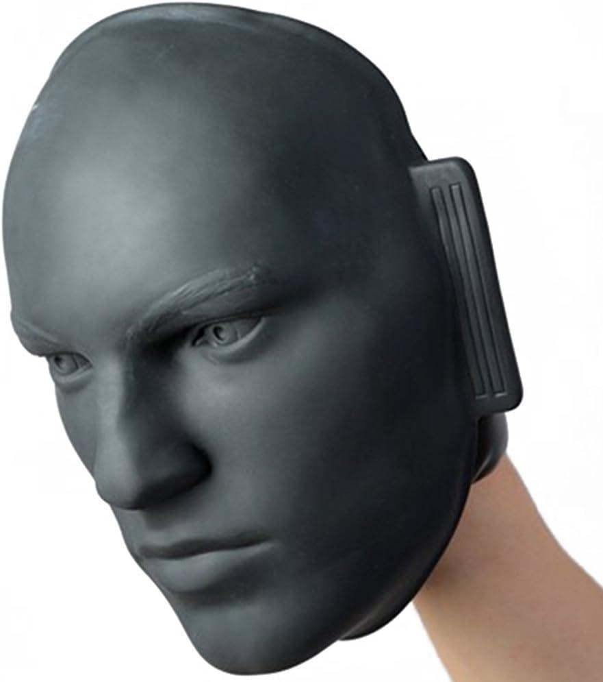 wingoffly Human FaceボクシングミットトレーニングターゲットミットMMAフォーカスPunchingパッド、1pcs