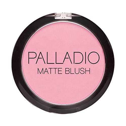 Palladio Matte Blush, Bayberry, 0.21 Ounce