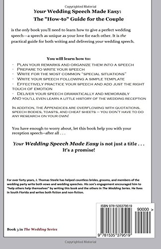Your Wedding Speech Made Easy The How To Guide For The Couple