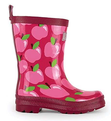 Hatley  Printed Rain Boots, Work Wellingtons fille 23