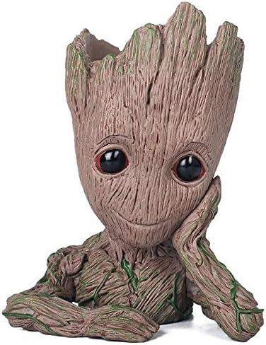"""7/"""" Guardians of il Galaxy Groot graden vaso di fiori NUOVO"""
