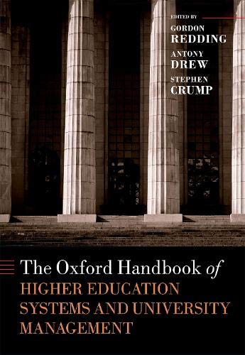 The Oxford Handbook of Higher Education Systems and University Management (The Oxford Handbook Of Corporate Social Responsibility)