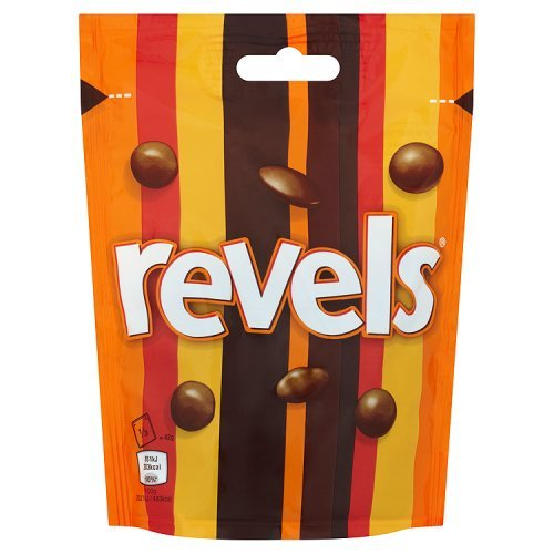 Revels Chocolate Pouch, 126G