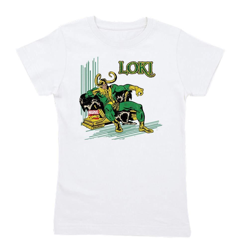 CafePress Marvel Comics Loki Retro Pajama Set