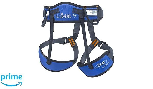 BEAL Aero Team IV – Arnés de Escalada Unisex para Adulto, Azul ...