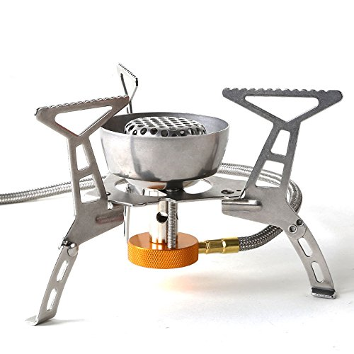 picnic Ecent Foldable Camping Stove Stainless Steel for camping