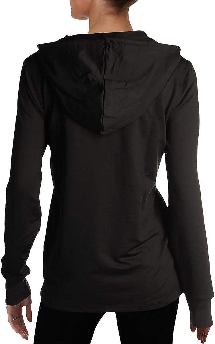 B07V4YKCLS BEBE SPORT Women\'s Tech Terry Embossed Logo Pullover 51lEN8HXSVL
