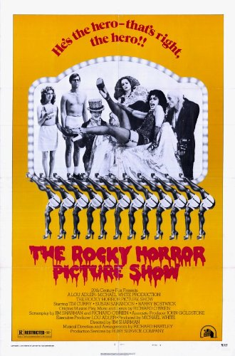 The Rocky Horror Picture Show Poster Movie B 11x17 Tim Curry Susan Sarandon Barry Bostwick