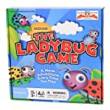 Zobmondo!! The Ladybug Game | Great First Board Game for Boys and Girls | Educational Game | Award Winner