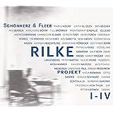 Rilke Projekt I-IV: Bis an alle Sterne/In meinem wilden Herzen/Überfließende Himmel/Weltenweiter Wandrer.