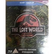 Jurassic Park: The Lost World - Zavvi Exclusive Limited Edition Steelbook #/3000 Blu-ray Movie