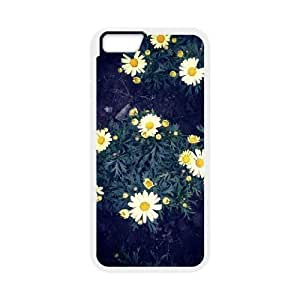 """Daisy Design Top Quality DIY Hard Case Cover for iPhone6 4.7"""", Daisy iPhone6 4.7"""