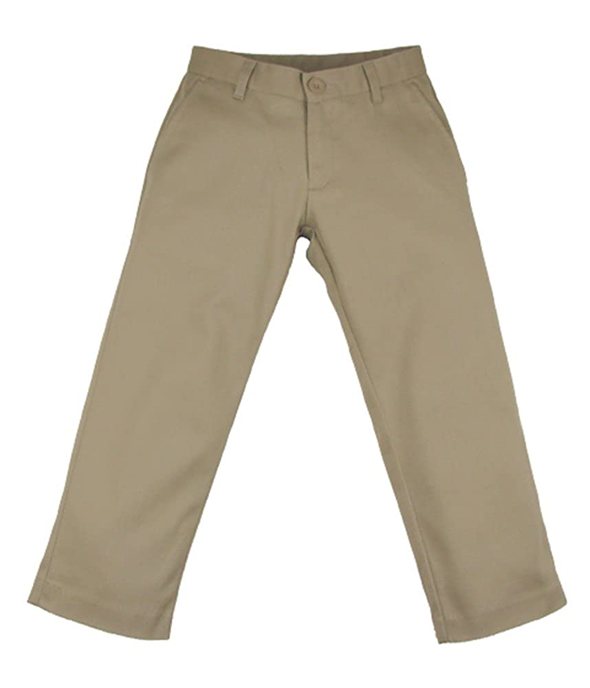 Windstan Girls Flat Front Pants