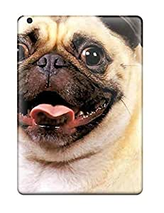(PsasZLw315DYept)durable Protection Case Cover For Ipad Air(dogs S)