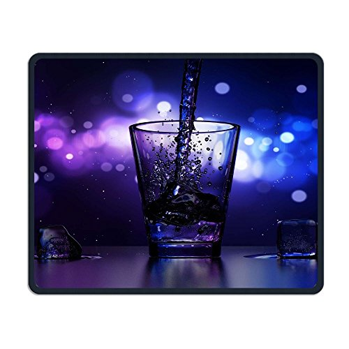 Liquor Wine Glass Smooth Nice Personality Design Mobile Gaming Mouse Pad Work Mouse Pad Office Pad