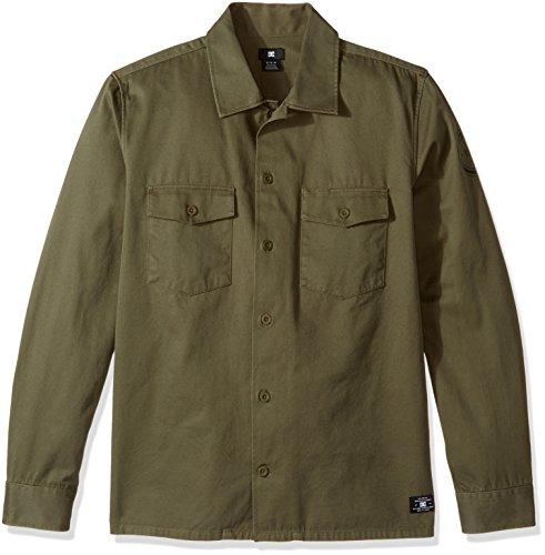 DC Mens Jedburgh Button Down Shirt