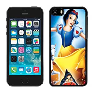 Beautiful Designed Case For iPhone 5C Phone Case With Snow White Disney Phone Case Cover