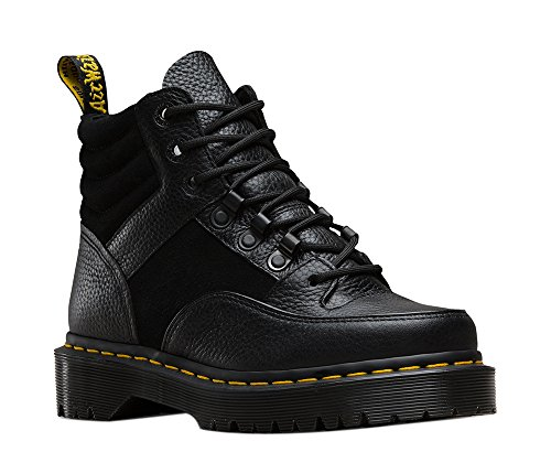 Dr. Martens Womens Zuma Hiker Boot Black Size UK 5 (7 M US Women)