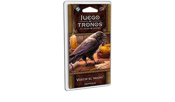 Fantasy Flight Games Juego de Tronos - Vestir el Negro, Juego de Cartas (Edge Entertainment EDGGT02)