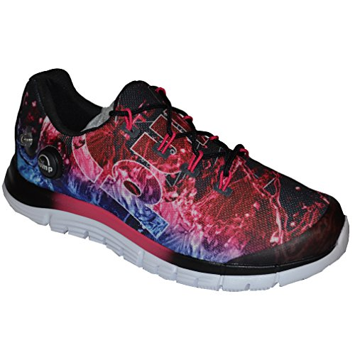 V66728 Zpump Femme Chaussure Multicolor Fusion Multicolor Splash Running BwH7OC