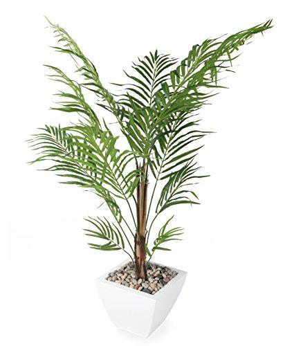 Closer2Nature Artificial 4ft Areca Palm Tree - Portofino ...