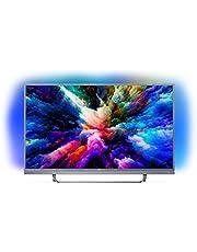 "Philips 55PUS7503 Smart TV UHD 4K, da 55"", Android, Ultra Slim, Ambilight"