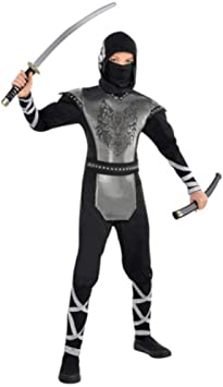Disfraz de ninja lobo para niños y adolescentes en varias tallas ...