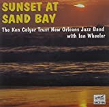 Sunset at Sandbay