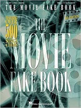 Book The Movie Fake Book (Fake Books) by Hal Leonard Publishing Corporation (1995-01-03)