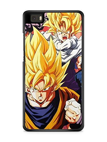 Coque Iphone 7 plus Dragon Ball Z Sangoku Sangohan Saiyan DBZ hard case REF14524