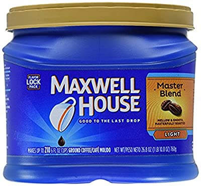 Maxwell House Ground Coffee by Maxwell House