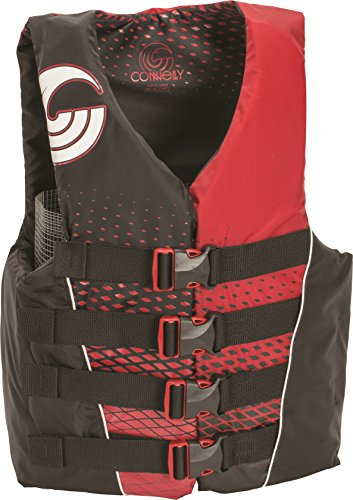 4 Nylon Mens Buckle Vest - CWB Connelly Nylon 4-Buckle Vest, 4X-Large (56