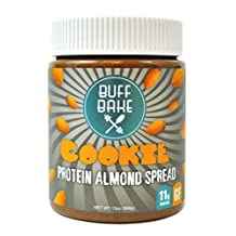 Buff Bake Protein Almond Butter-Cookie-340g