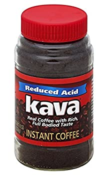 Kava Acid-Neutralized Instant Coffee
