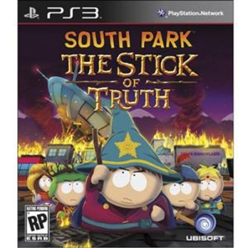 UBISOFT South Park The Stick of Truth - Role Playing Game - Blu-ray Disc - PlayStation 3 / 34807 /