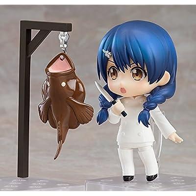 Good Smile Food Wars! Shokugeki No Soma: The Third Plate: Megumi Tadokoro Nendoroid Action Figure: Toys & Games